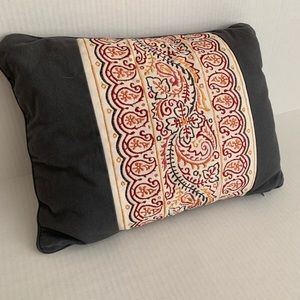 Anthropologie Style Accent Pillow (k)